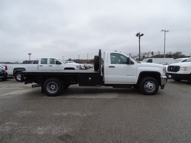 2015 Sierra 3500 Regular Cab, Platform Body #GT70490 - photo 4