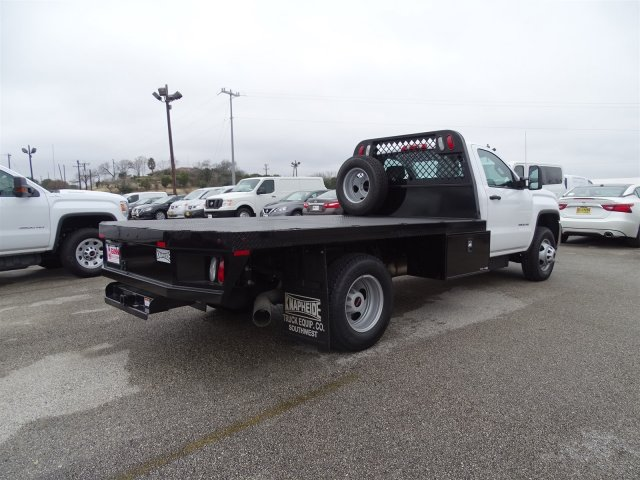 2015 Sierra 3500 Regular Cab, Platform Body #GT70490 - photo 5