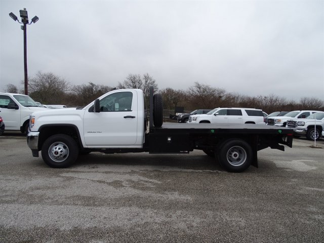2015 Sierra 3500 Regular Cab, Platform Body #GT70490 - photo 7