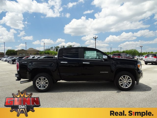 2017 Canyon Crew Cab 4x4 Pickup #GT70859 - photo 4