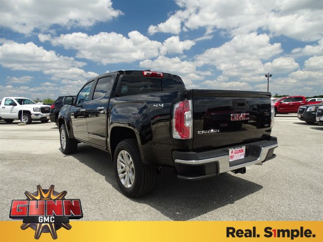 2017 Canyon Crew Cab 4x4 Pickup #GT70859 - photo 2