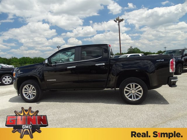 2017 Canyon Crew Cab 4x4 Pickup #GT70859 - photo 7