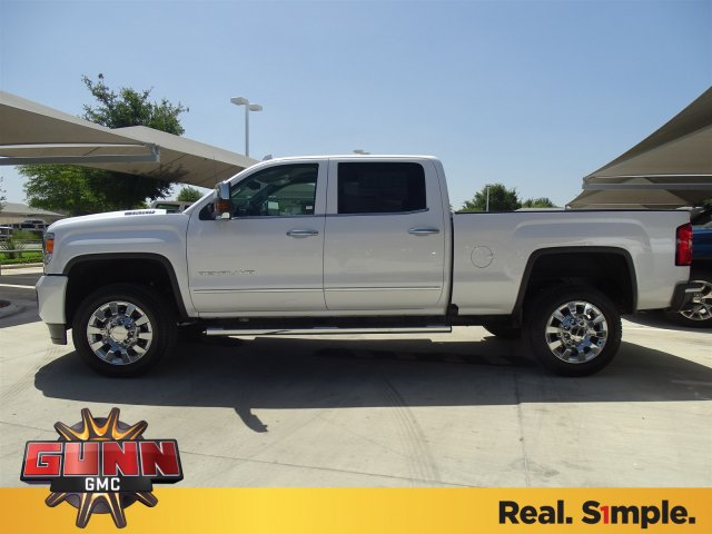 2018 Sierra 2500 Crew Cab 4x4,  Pickup #GT80255 - photo 7
