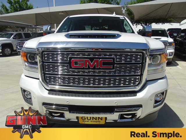 2018 Sierra 2500 Crew Cab 4x4,  Pickup #GT80255 - photo 8