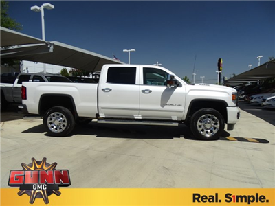2018 Sierra 2500 Crew Cab 4x4,  Pickup #GT80255 - photo 4