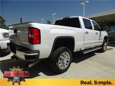 2018 Sierra 2500 Crew Cab 4x4,  Pickup #GT80255 - photo 5
