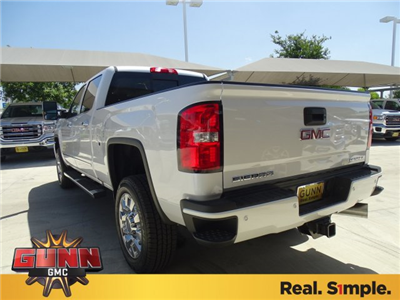 2018 Sierra 2500 Crew Cab 4x4,  Pickup #GT80255 - photo 2