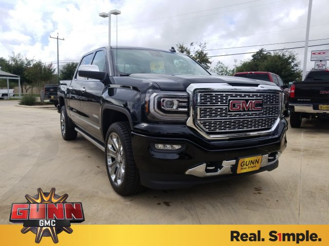 2018 Sierra 1500 Crew Cab 4x4,  Pickup #GT80870 - photo 3