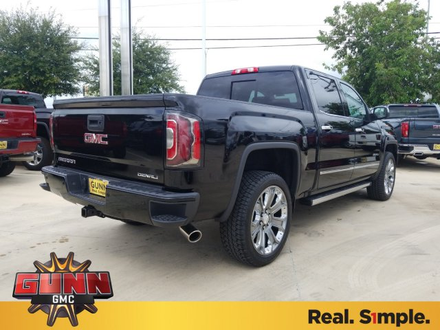 2018 Sierra 1500 Crew Cab 4x4,  Pickup #GT80870 - photo 5