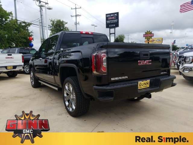 2018 Sierra 1500 Crew Cab 4x4,  Pickup #GT80870 - photo 2