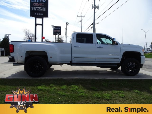 2019 Sierra 3500 Crew Cab 4x4,  Pickup #GT90253 - photo 4