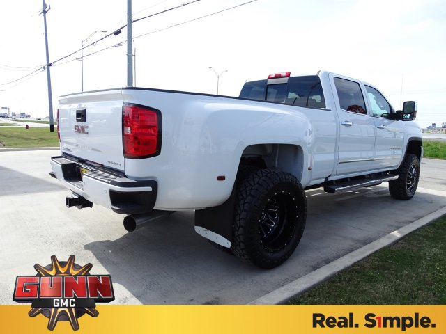 2019 Sierra 3500 Crew Cab 4x4,  Pickup #GT90253 - photo 5