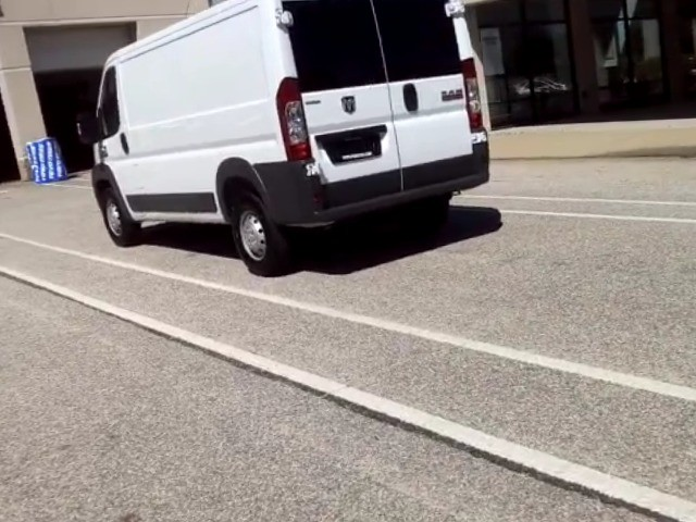 2016 ProMaster 1500 Low Roof, Cargo Van #A40718 - photo 8