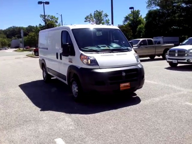 2016 ProMaster 1500 Low Roof, Cargo Van #A40722 - photo 4