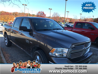 2017 Ram 1500 Crew Cab 4x4 Pickup #A40998 - photo 1