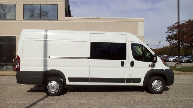2016 ProMaster 3500 High Roof, Cargo Van #R16502 - photo 8