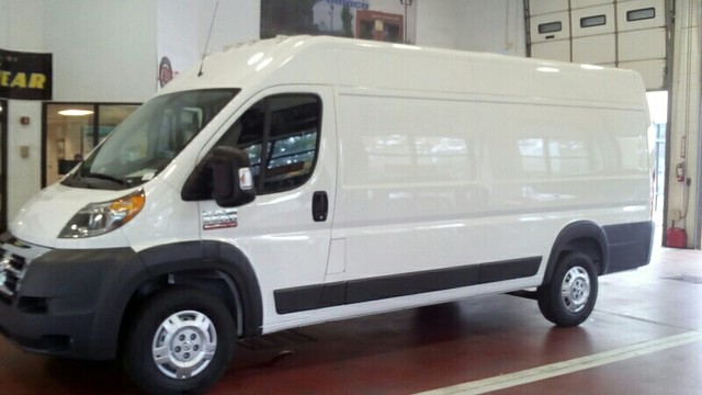 2016 ProMaster 3500 High Roof, Cargo Van #R16505 - photo 8