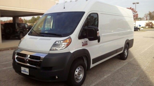 2016 ProMaster 3500 High Roof, Cargo Van #R16506 - photo 4