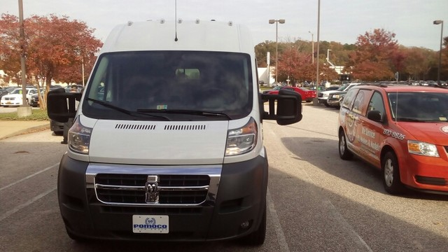 2016 ProMaster 3500 High Roof, Cargo Van #R16506 - photo 5