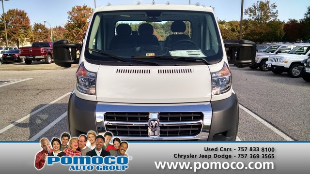 2017 ProMaster 3500, Cab Chassis #R17502 - photo 4