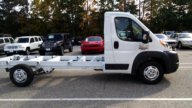 2017 ProMaster 3500, Cab Chassis #R17502 - photo 9