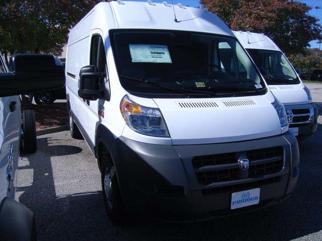 2017 ProMaster 2500 High Roof Cargo Van #R17520 - photo 14