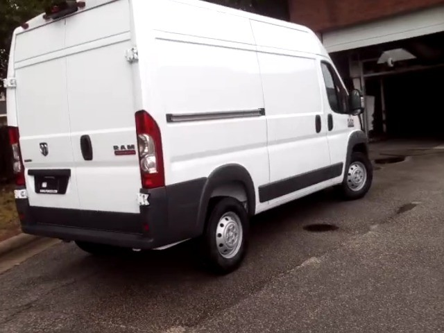 2017 ProMaster 2500 High Roof Cargo Van #R17524 - photo 9