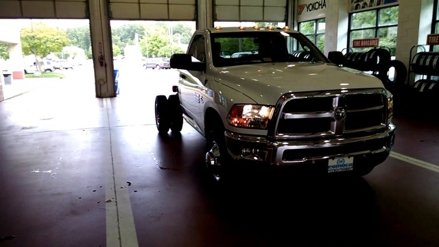 2017 Ram 3500 Regular Cab DRW Cab Chassis #R17704 - photo 3
