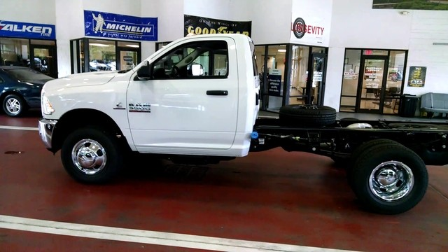 2017 Ram 3500 Regular Cab DRW Cab Chassis #R17704 - photo 6