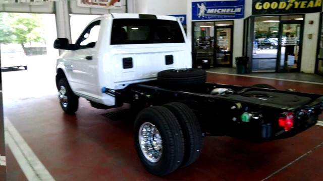 2017 Ram 3500 Regular Cab DRW Cab Chassis #R17704 - photo 2