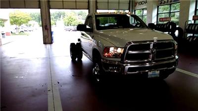 2017 Ram 3500 Regular Cab DRW, Cab Chassis #R17704 - photo 3