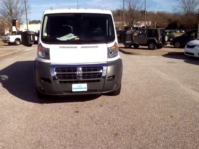 2017 ProMaster 1500 Low Roof, Cargo Van #R17735 - photo 6