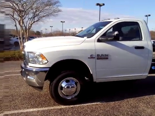 2017 Ram 3500 Regular Cab DRW, Cab Chassis #R17792 - photo 6
