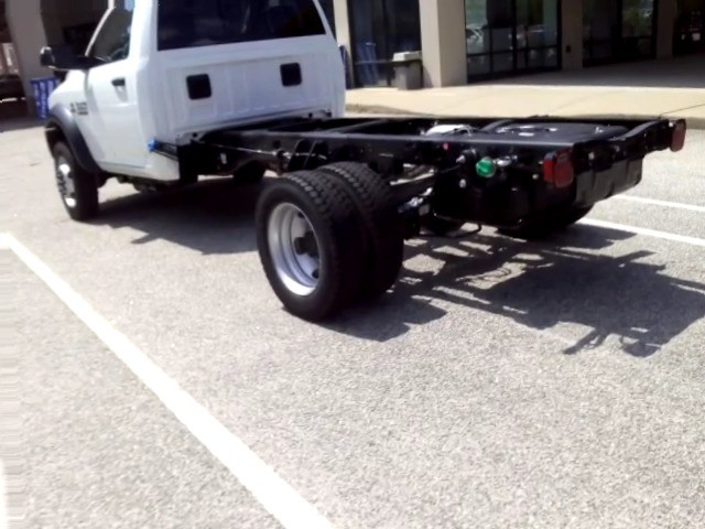 2017 Ram 4500 Regular Cab DRW 4x4 Cab Chassis #R17823 - photo 8