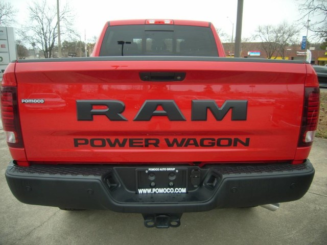 2018 Ram 2500 Crew Cab 4x4, Pickup #R18705 - photo 3