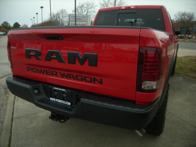 2018 Ram 2500 Crew Cab 4x4, Pickup #R18705 - photo 4