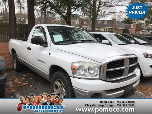 2007 Ram 1500 Regular Cab, Pickup #R18746B - photo 1