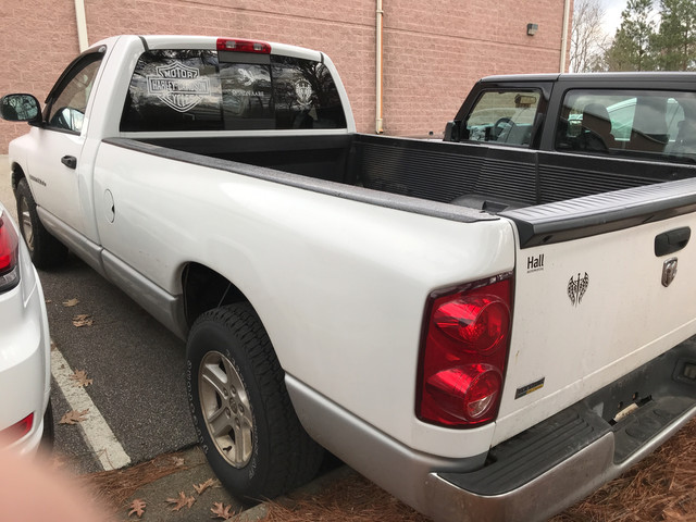 2007 Ram 1500 Regular Cab, Pickup #R18746B - photo 3