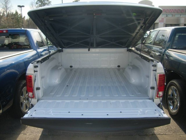 2014 Ram 1500 Quad Cab 4x4, Pickup #R18762A - photo 31