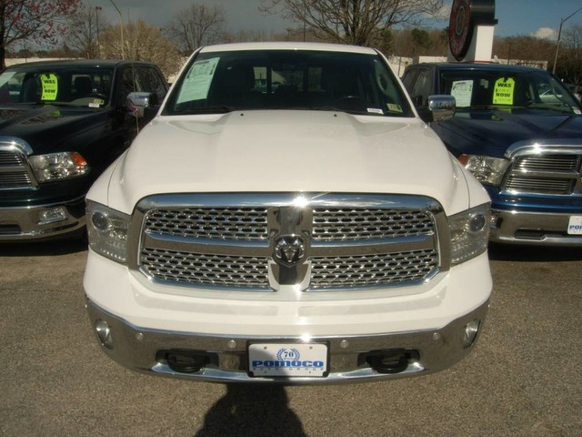 2014 Ram 1500 Quad Cab 4x4, Pickup #R18762A - photo 3