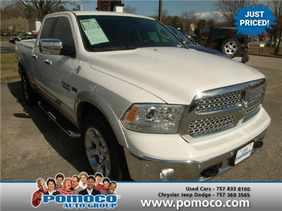 2014 Ram 1500 Quad Cab 4x4, Pickup #R18762A - photo 1