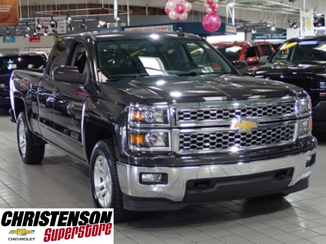 2015 Silverado 1500 Double Cab 4x4 Pickup #1607 - photo 3