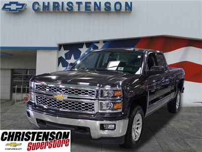 2015 Silverado 1500 Double Cab 4x4 Pickup #1607 - photo 1