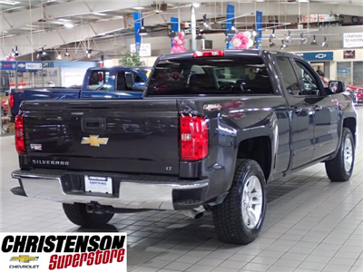 2015 Silverado 1500 Double Cab 4x4 Pickup #1607 - photo 4