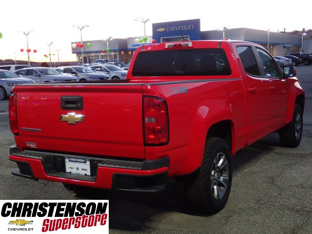 2015 Colorado Crew Cab 4x4 Pickup #1716 - photo 4