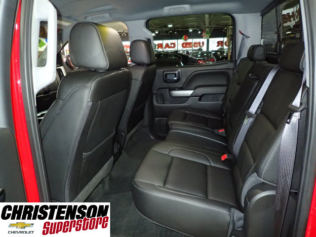2016 Silverado 1500 Crew Cab 4x4 Pickup #1853 - photo 11
