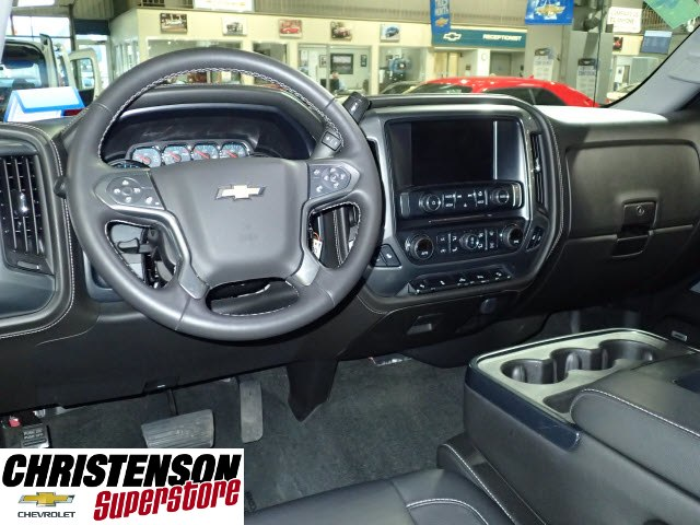 2016 Silverado 1500 Crew Cab 4x4 Pickup #1853 - photo 12