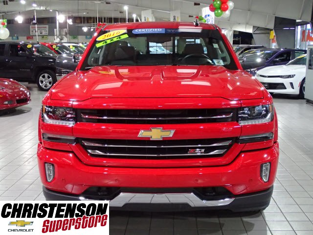 2016 Silverado 1500 Crew Cab 4x4 Pickup #1853 - photo 3