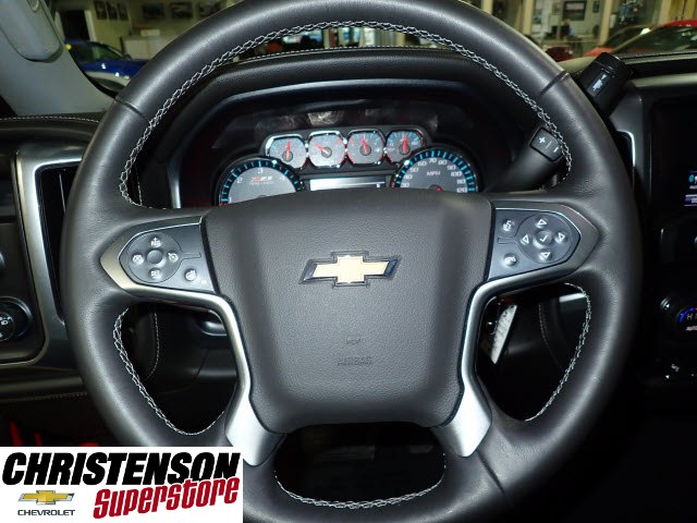 2016 Silverado 1500 Crew Cab 4x4 Pickup #1853 - photo 20