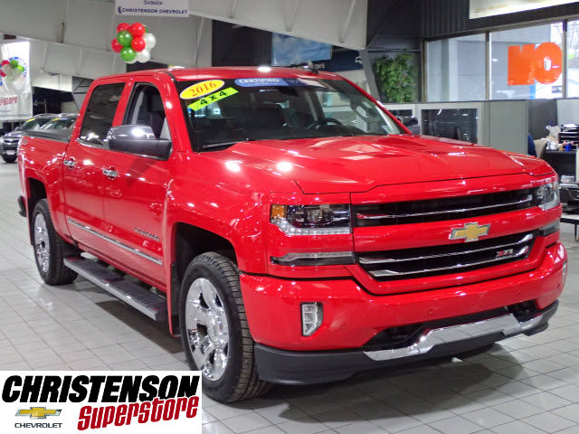 2016 Silverado 1500 Crew Cab 4x4 Pickup #1853 - photo 4